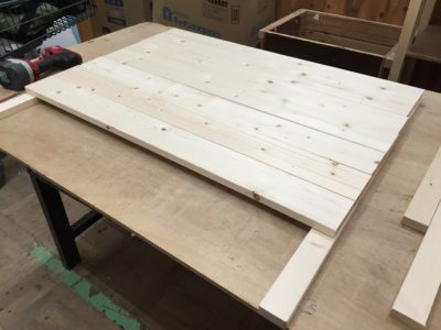 DIY屋台